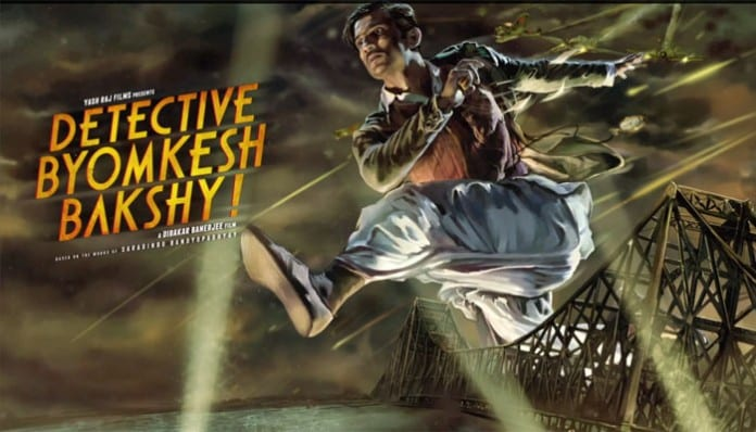 Detective Byomkesh Bakshy First Tuesday Collections Detective Byomkesh Bakshy Movie Poster