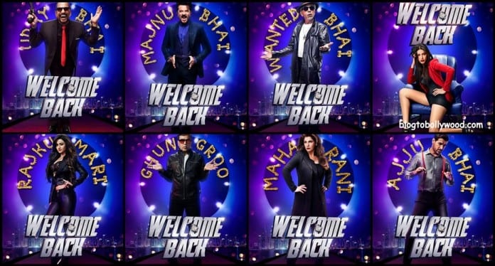 Welcome Back Budget, Screen Count, Economics & Other Details